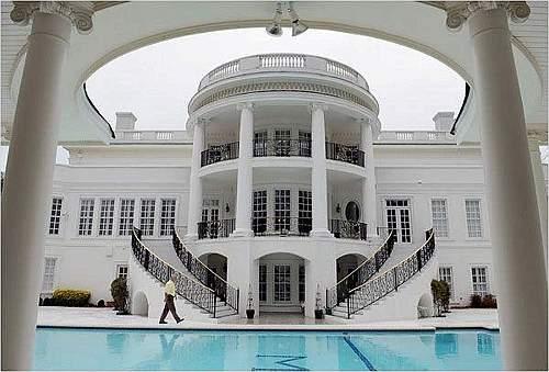 The White House - la copia di Atlata