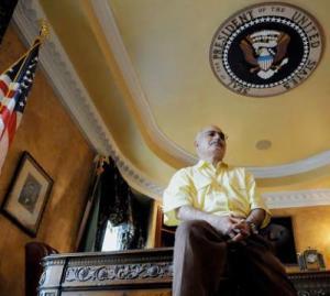 The White House - la copia di Atlanta