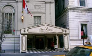 the pierre hotel new york