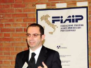 Giuliano Olivati - Presidente FIAIP Bergamo