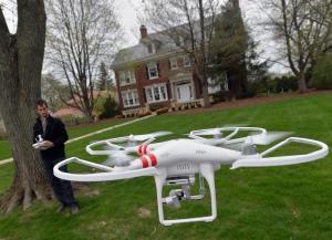 Droni e agenti immobiliari